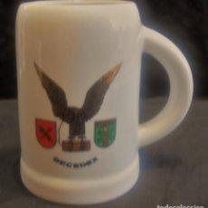 Militaria: JARRA GUARDIA CIVIL DECEDEX. Lote 136403770