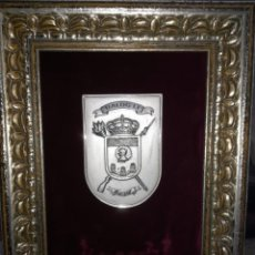 Militaria: METOPA HERÁLDICA MILITAR UALOG - LI BARGOLO ESPAÑOLA . Lote 137671678