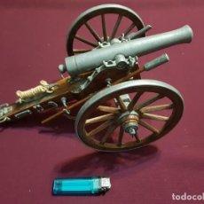 Militaria: REPRODUCCION CAÑON AMERICANO GUERRA CIVIL 1861. Lote 137909238