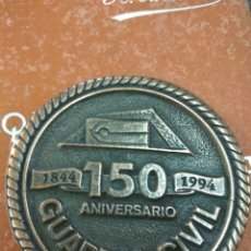 Militaria: GUARDIA CIVIL 150 ANIVERSARIO PLACA 1844-1994. Lote 138933141