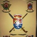 Militaria: METOPA DE LA JEFATURA DE TROPAS DE LAS PALMAS.. Lote 139350314