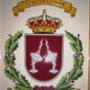 Militaria: METOPA ENCUADRADA REGIMIENTO TRANSMISIONES ESTRATÉGICAS 22.. Lote 139359830