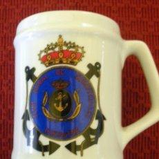 Militaria: JARRA CLUB NAVAL DE SUBOFICIALES DE CARTAGENA , ARMADA ESPAÑOLA.. Lote 139403502