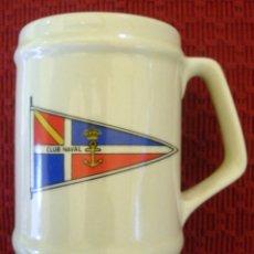 Militaria: JARRA CLUB NAVAL , ARMADA ESPAÑOLA.. Lote 139404218