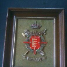 Militaria: METOPA GUARDIA CIVIL VALLADOLID. Lote 139673970