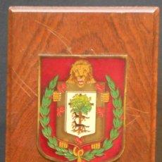 Militaria: METOPA DEL REGIMIENTO MIXTO DE INFANTERÍA VIZCAYA Nº 21. Lote 139707986