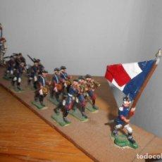 Militaria: EJERCITO FRANCÉS -SOLDADOS DE PLOMO. Lote 139871986