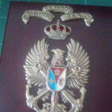 Militaria: METOPA CAPITANÍA GENERAL MILITAR 7 REGIÓN MILITAR. 1984. Lote 140008106
