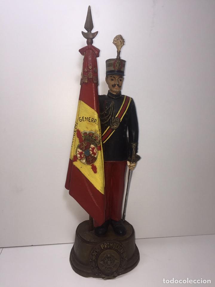 Militaria: Soldado de resina u otro material parecido(Martin Vitades) - Foto 2 - 140513764