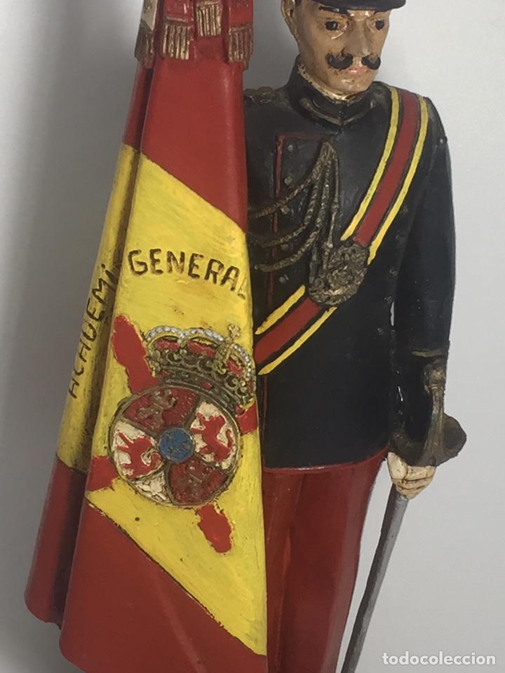 Militaria: Soldado de resina u otro material parecido(Martin Vitades) - Foto 8 - 140513764
