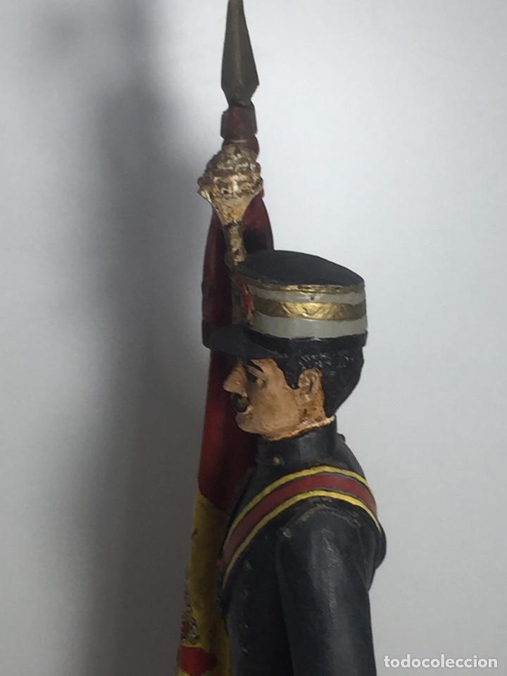 Militaria: Soldado de resina u otro material parecido(Martin Vitades) - Foto 19 - 140513764