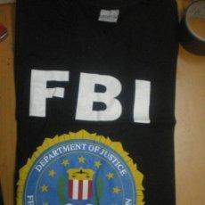 Militaria: CAMISETA FBI. Lote 141734626