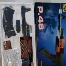 Militaria: AK47 AIRSOFT MARCA CYMA. Lote 143165141