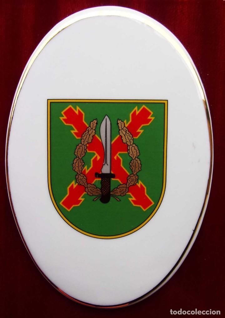Militaria: METOPA. COE. BASE CID CAMPEADOR. BURGOS. COLABORACIÓN PARA EL DESARROLLO DEL EX. MADERAL/06. OCT.06 - Foto 2 - 143597026