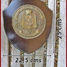 Militaria: 150..METOPA A14 BAC PATIÑO....MIDE...25 X 22,5 CMS...PESO....1,250 KGRS. Lote 144972986