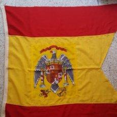 Militaria: BANDERA GOBERNADOR MILITAR RÉGIMEN ANTERIOR . Lote 145073278