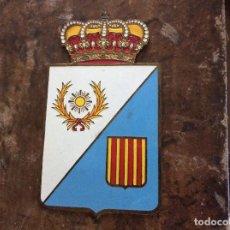 Militaria: METOPA 10,5X6CM. Lote 145605706