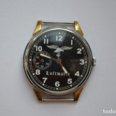 Militaria: WWII THE GERMAN WATCH LUFTWAFFE. Lote 146019910