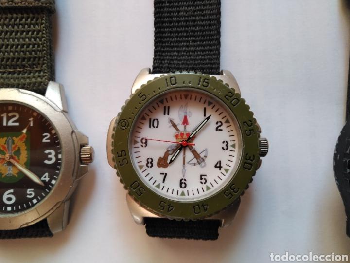 Militaria: Reloj militar legion coe marina españa - Foto 4 - 146388432