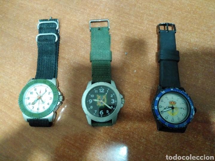 Militaria: Reloj militar legion coe marina españa - Foto 5 - 146388432
