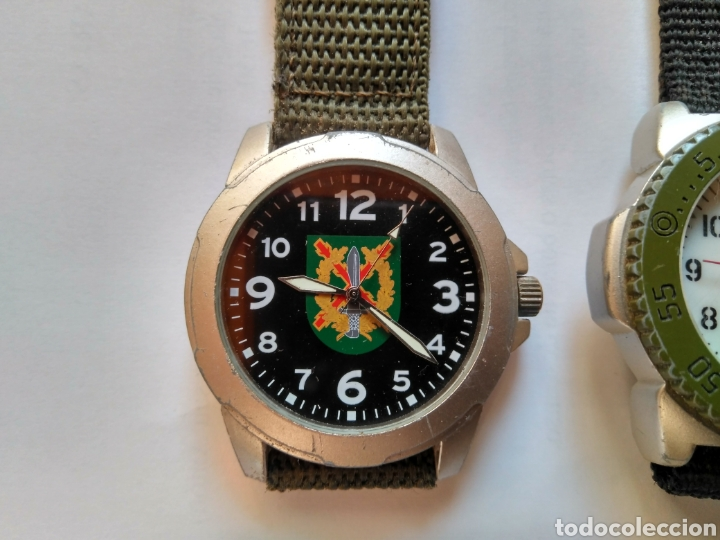 Militaria: Reloj militar legion coe marina españa - Foto 6 - 146388432