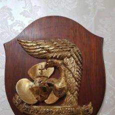 Militaria: METOPA PATRULLERO HALCÓN III. Lote 153871872