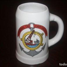 Militaria: JARRA ARMADA ESPAÑOLA. ARSENAL DE CARTAGENA. MARINA ESPAÑOLA. Lote 147390498