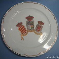 Militaria: 5 PLATOS EJERCITO. Lote 147567434