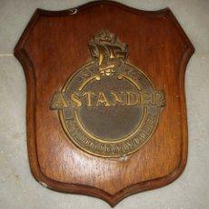 Militaria: METOPA ANTIGUA. ASTANDER - ASTILLERO DE SANTANDER.. Lote 147981506