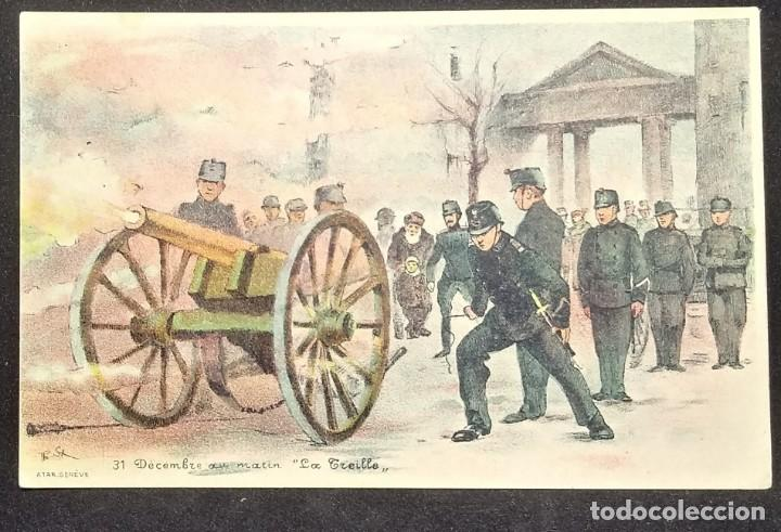 Militaria: Postal La Treille - Foto 3 - 148011030