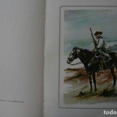 Militaria: UNIDAD MILITAR DE CABALLERIA: REGIMIENTO PAVIA COMANDANTE DE HUSARES Nº 20 1915 – LAMINA SANFELIZ. Lote 149008286