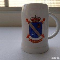 Militaria: JARRA DE CERVEZA KSP AGT CASTILLEJOS. Lote 149900138