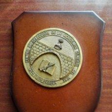 Militaria: METOPA DEL CENTRO DE SELECCION DE LOS ALCAZARES. Lote 151064266