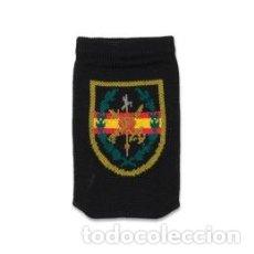 Militaria: ESTUPENDA FUNDA PARA MOVIL BORDADA TIPO CALCETIN DE LA LEGIÓN. Lote 152861766