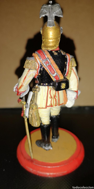 Militaria: soldado de plomo pintado a mano representando al Kaiser marca traditión medida 10,5 cm - Foto 3 - 153077069