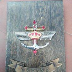 Militaria: METOPA MILITAR TRES EJERCITOS. Lote 153454910