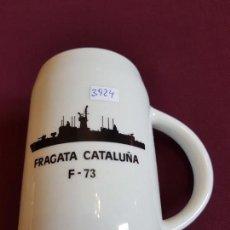 Militaria: JARRA FRAGATA CATALUÑA. F 73. Lote 156655706