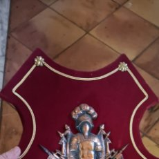 Militaria: ROPA DE GRANDES DIMENSIONES CON ESCUDO CENTRAL MILITAR MUSEO DE PORTUGAL GRAN CALIDAD. Lote 156831109