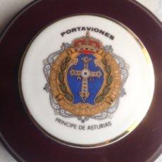 Militaria: METOPA MILITAR PORTAAVIONES PRINCIPE DE ASTURIAS. Lote 157762142