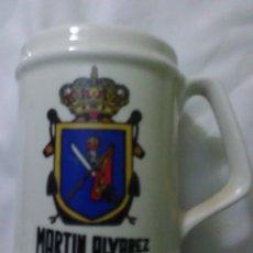 Militaria: JARRAS DE MARINA ( BUQUE DESEMBARCO L- 12 MARTIN ÁLVAREZ. Lote 158969210