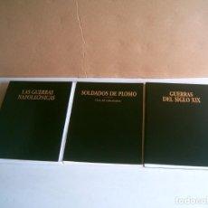 Militaria: SOLDADOS DE GUERRA DE LAS GUERRAS NAPOLEONICAS. Lote 180204853