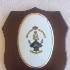 Militaria: METOPA PORCELANA BUCEO. Lote 164582169