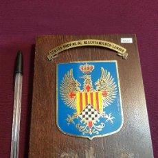 Militaria: METOPA CENTRO PROVINCIAL DE RECLUTAMIENTO. LERIDA. Lote 165198490