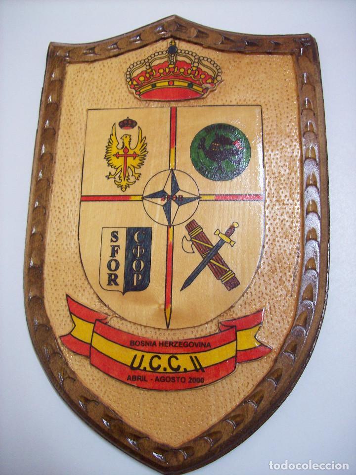 METOPA BOSNIA HERZEGOVINA (Militar - Reproducciones, Réplicas y Objetos Decorativos)