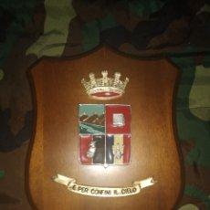 Militaria: EJERCITO ITALIANO METOPA 5° ROLLE 7° TRASMISSIONI. Lote 166951345