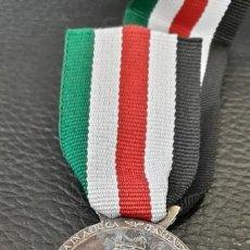 Militaria: MILITAR ALEMANIA: MEDALLA ITALIANA EN APOYO AL TERCER REICH. Lote 167811180