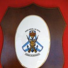 Militaria: METOPA INFANTERÍA DE MARINA, UNIDAD DE SEGURIDAD DE LA BASE NAVAL DE ROTA. RARA DE ENCONTRAR.. Lote 169810432