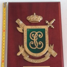 Militaria: METOPA ACADEMIA ESPECIAL GUARDIA CIVIL - ESCUDO ACADEMIA ESPECIAL GUARDIA CIVIL ARANJUEZ. Lote 170412664