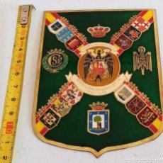 Militaria: PLACA PARA METOPA DIRECCIÓN GENERAL DE LA POLICÍA. Lote 170413188