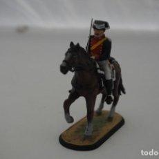 Militaria: SOLDADO PLOMO A CABALLO . Lote 171064609